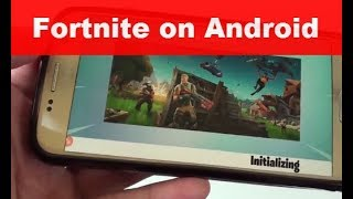 How to Install Fortnite on All Compatible Android Phones