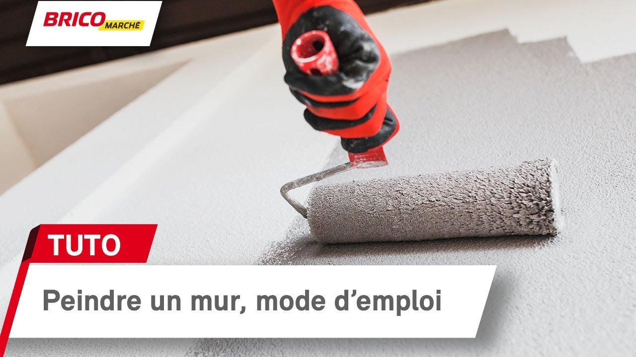 comment prparer un mur pour le peindre bricomarch - Comment Preparer Un Mur Pour Le Peindre