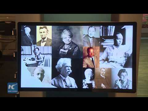 American Writers Museum opens in Chicago