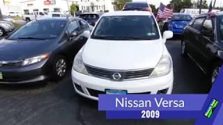 2009 Nissan Versa, 100% Política de Revisión de la Aplicación
