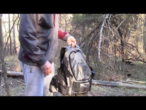 30$ Disc Golf Backpack by AGame