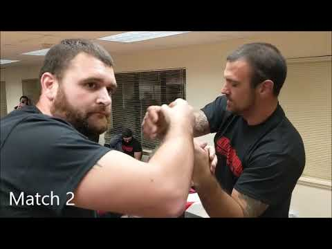 Armfight 201 -  Bill Cameron Vs Tyler Robinson (left Arm)