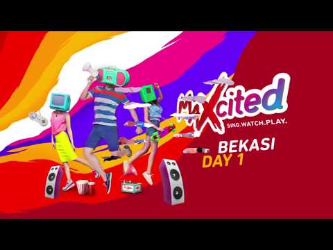 Tercyduck vs XcN - MAXcited 2017 - Bekasi (Mobile Legends - Day 1)