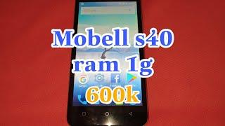 Review điện thoại Mobell s40 giá chỉ 600k