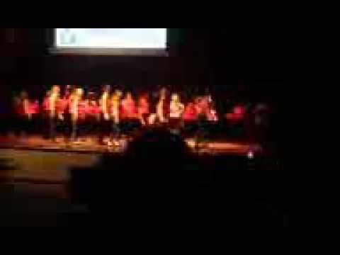 Elba high school show choir