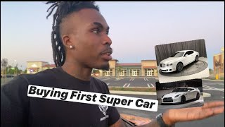 Taking The First Steps To Buying My First Super Car ( INSPIRING VIDEO )