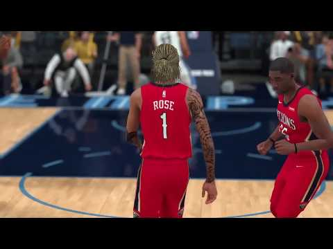 NBA2K18 HoopMixtape