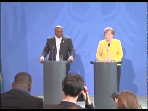 President John Mahama's State Visit to the Federal Republic of Germany