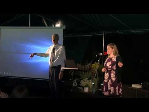 """Lew Keith: Latvia Campmeeting August 2017 No. 7/7 """"One Place, One Purpose, One Plan"""""""