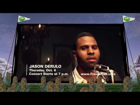 Jason Derulo At The Big Fresno Fair!