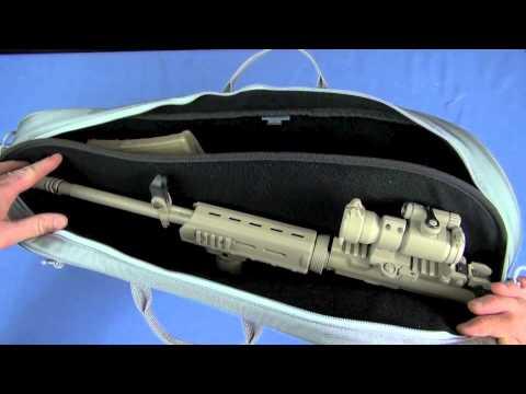 Hide Your Ar 15 In Plain Sight The Blackhawk Diversion Bag Youtube