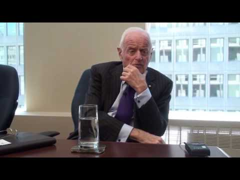 Peter Munk - Full Interview