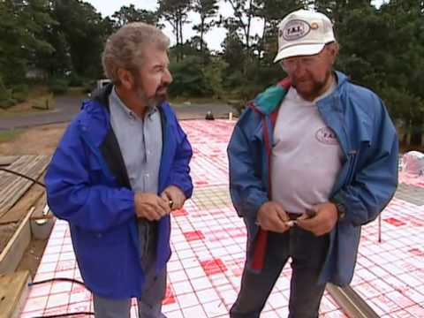 How to Build High-Tech Garage Foundation - Garage and Boat Storage -  Bob Vila eps.1603