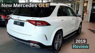 New Mercedes GLE 2019 Review Interior Exterior
