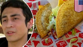 Jack in the Box worker fired for giving away food, free tacos given a veteran - TomoNews