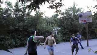 Стритбол Барнаул 08.07.2014 часть 2