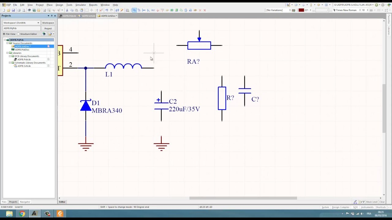 maxresdefault altium designer for beginners schematic capture (algerian) youtube  at panicattacktreatment.co