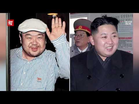 Kim Jong-un's half brother killed in Malaysia