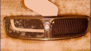 видео Тюнинг решетки ГАЗ 31105 своими руками. Автомобильные статьи в Уфе
