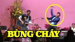"""Việt Khang tung ca khúc mới: """"Nước Nam của Người Việt Nam"""" náo loạn cả hội trường"""