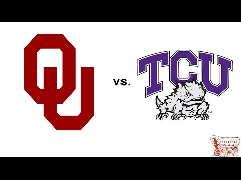 Oklahoma Highlights vs TCU - 11/11/17