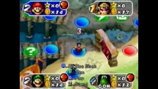 Mario Party 2- Pirate Land [Part 1]