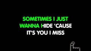 Hurt by Christina Aguilera Karaoke instrumental