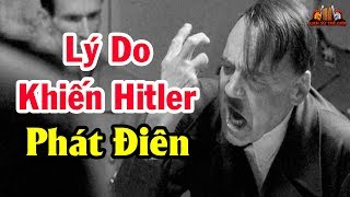 Tài Liệu Mật FBI Hé Lộ Kế Hoạch Táo Bạo Của Stalin Khiến Hitler PHÁT ĐIÊN
