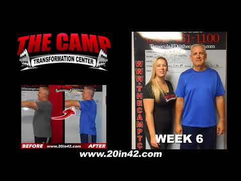 "Temecula Weight Loss Fitness 6 Week Challenge Results - David ""Dave"" Coker"