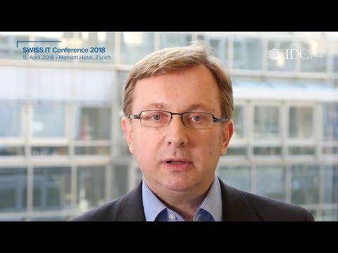 SWISS IT Conference 2018 - 11. April 2018, Zürich