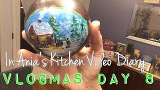 Vlogmas Day 8 - DIY Christmas Ornaments