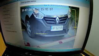 Автоматические шлагбаумы с открытием при распознавании автомобильных номеров
