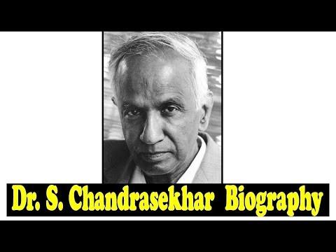 S.CHANDRASEKHAR BIOGRAPHY  [HINDI]