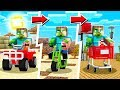 5 *FAST* CARS AND VEHICLES MINECRAFT NEEDS!