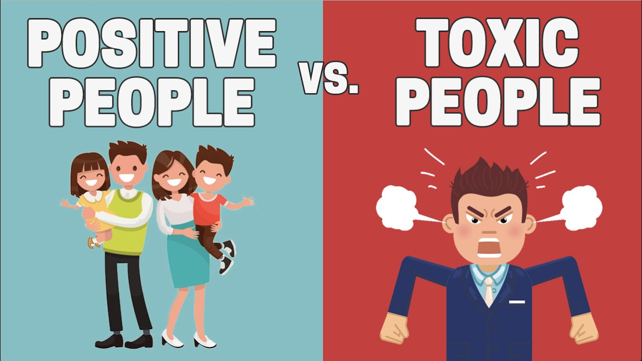 what are toxic people