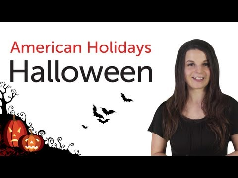 Learn American Holidays - Halloween