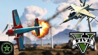 Let's Play - GTA V - Toppest of Funs