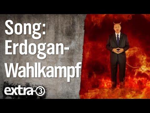 Erdo-Wahnsinn - Ein Lied für Erdogan  | extra 3 | NDR