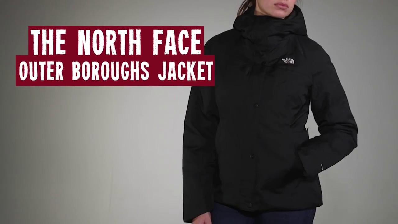 60a097592 The North Face Women's Outer Boroughs Jacket 2017 Review