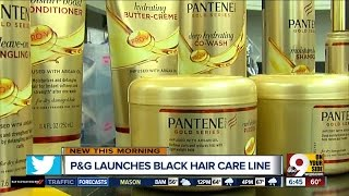 Procter and Gamble launches black hair care line designed by African-American researchers