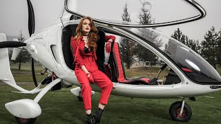 Gyrocopter NIKI rotor aviation gyroplane aviation autogyro gyrocopter autogiro