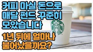 커피 마실 돈으로 매달…