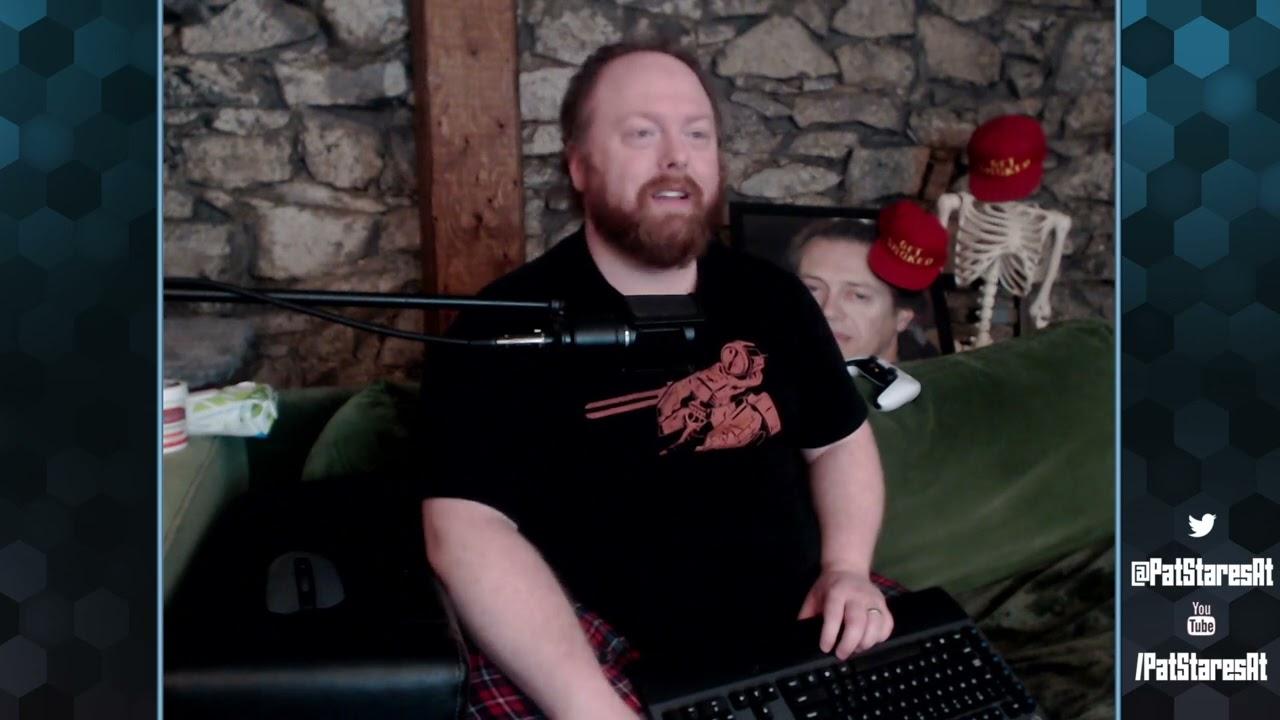 Pat Stares At Resident Evil Village! (Part 2)