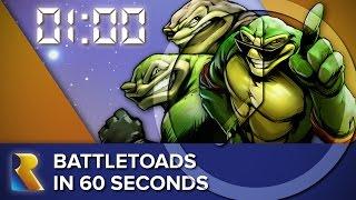 Rare Replay: Games in 60 Seconds - Battletoads