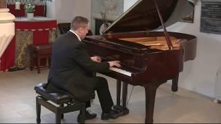 Tyler Hay plays Tchaikovsky: Grand Piano Sonata in G major Op 37