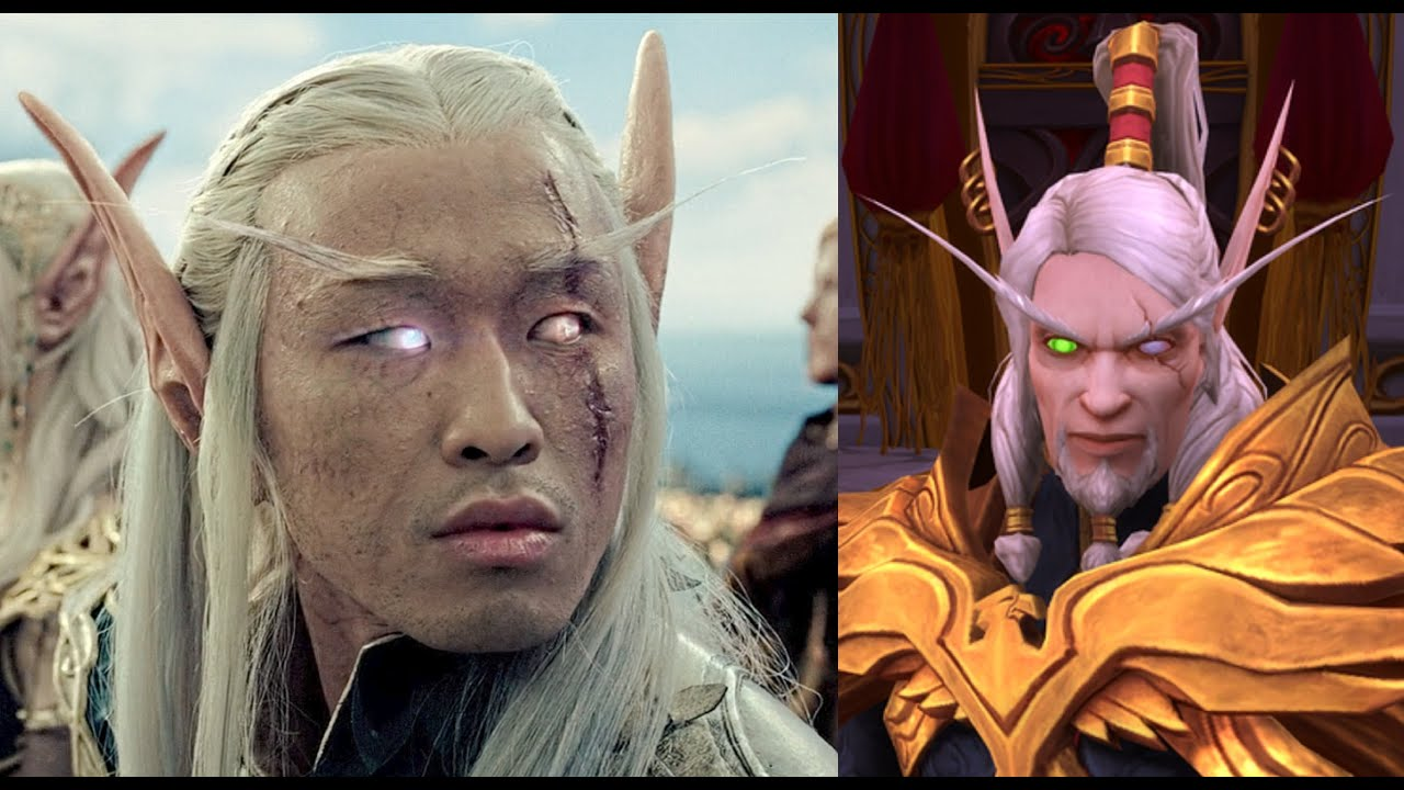 Warcraft - Characters & Other Game References - YouTube