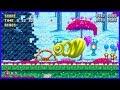 Secret Level Select Menu and Debug Mode Code! Sonic Mania