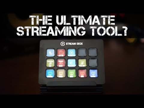 Elgato Stream Deck - The easiest way to control your Streaming in Streamlabs OBS