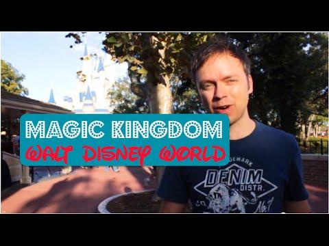 Interactive Guide to the Magic Kingdom in Disneyworld