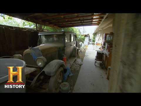 American Pickers: Bonus  A Load of Scrap  History